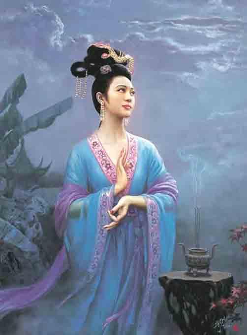 中国古代四大美女的政治胭脂