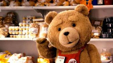 超级碗曝光泰迪熊2预告