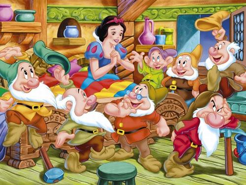 《白雪公主和七个小矮人》是一部1937年的美国