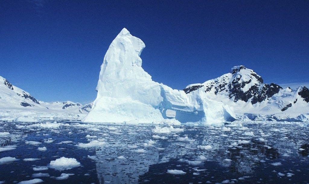 托福阅读材料之冰山