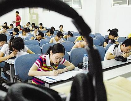 2015年12月英语四级听力4大题型主要考点