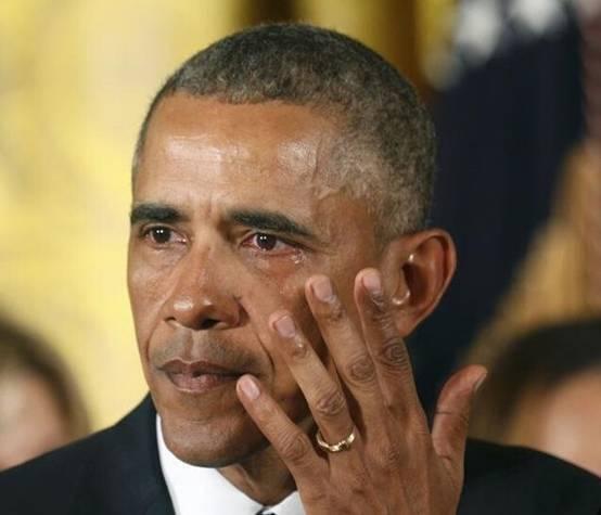 """奥巴马强推""""行政令""""控枪"""