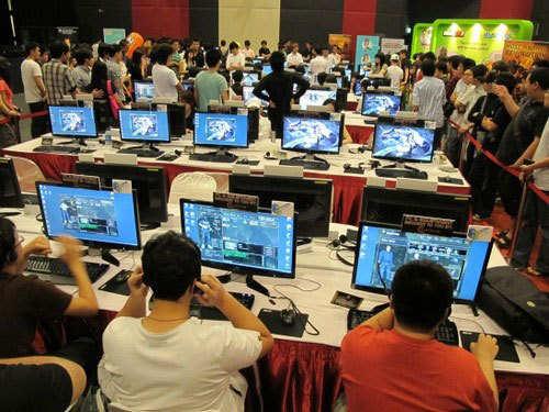 """中国成第一大""""电子竞技""""市场"""