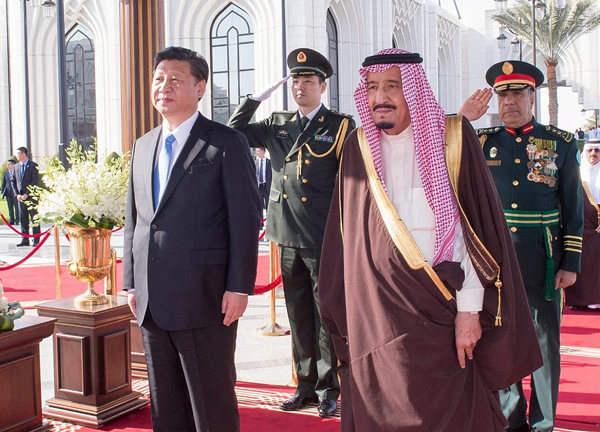"""中国外交进入""""中东时间"""""""