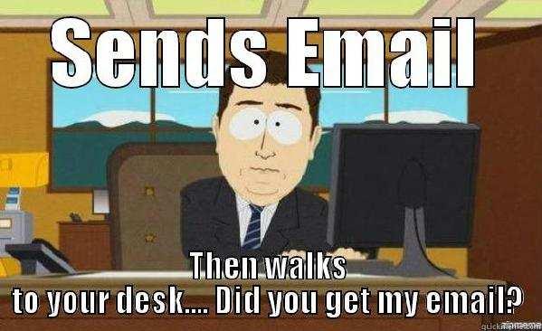 """办公室里的""""电邮快递员"""""""