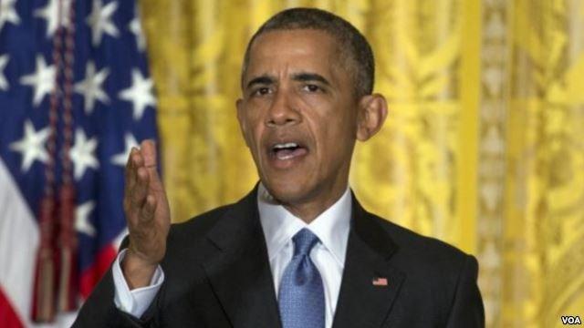 VOA慢速英语:奥巴马宣布任内首访清真寺 赞扬穆斯林对美贡献