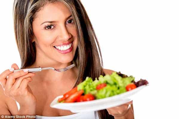 """想减肥?避开人体""""零食钟"""""""