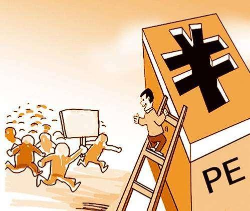 """2015年中国""""私募股权投资""""创新高"""