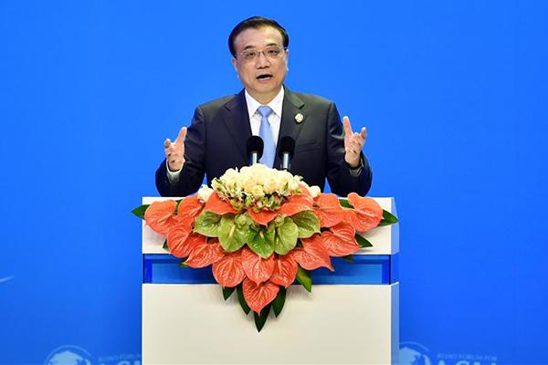 李克强博鳌演讲谈经济