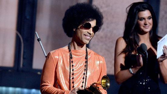 Prince离世,让我们重温他的经典歌曲
