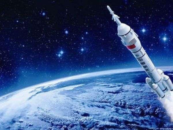 """中国发布一系列""""太空计划"""""""
