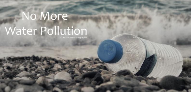 初中英语作文:water pollution水污染
