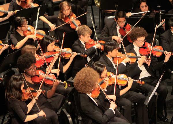 暑假闲逛,我们来说说交响乐团