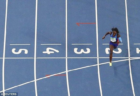 """奥运奇葩事:美国""""重跑""""进决赛"""