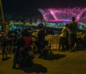 奥运盛事背后,里约的残酷现实