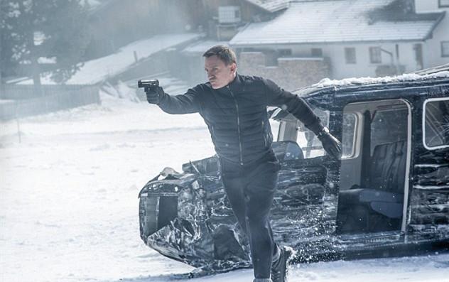 索尼高额请丹尼尔克雷格再演2部007