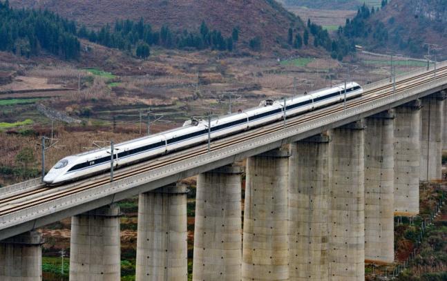 中国首条民营控股高铁项目签合同 特许经营期30年