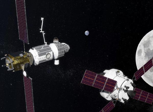 美俄将共建月球轨道空间站