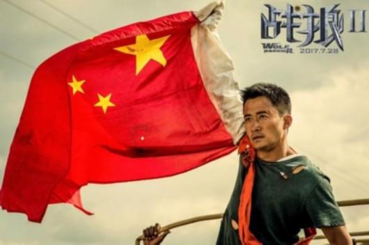 《战狼2》代表中国内地角逐奥斯卡最佳外语片