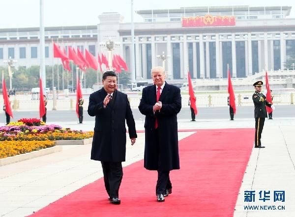 中美元首同意继续发挥元首外交对两国关系引领作用