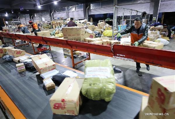 2020年中国快递业包装物绿色程度将达50%