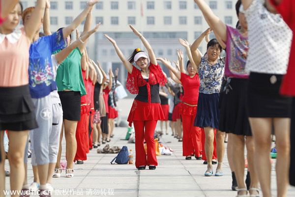 体育总局发通知规范广场舞活动