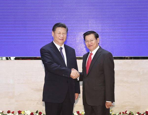 习近平主席的APEC、越老之行,满满都是情谊!