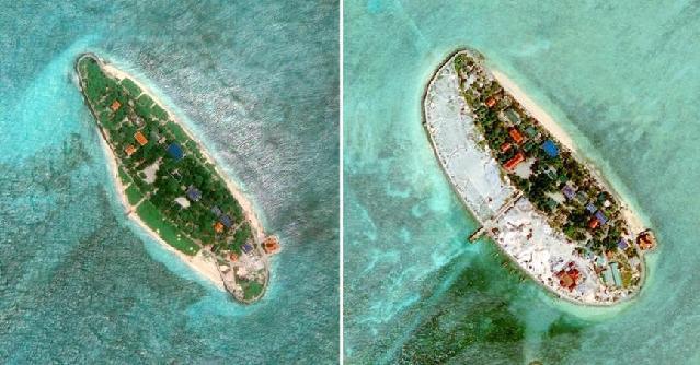 国家海洋局严控围填海 2018年不再审批一般性填海项目