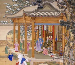 揭秘:中国古代皇家如何庆祝春节?