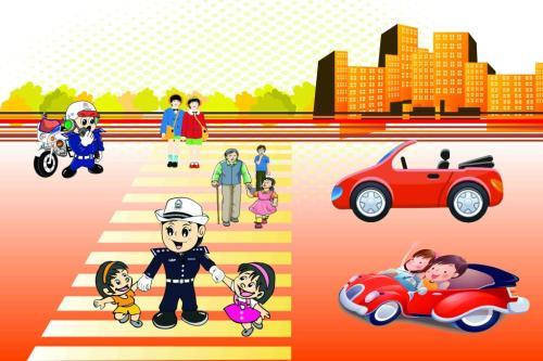 100个交通规则专用英语单词