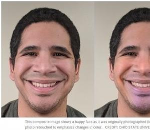 无处可藏!科学家教你根据脸色来判断各种情绪