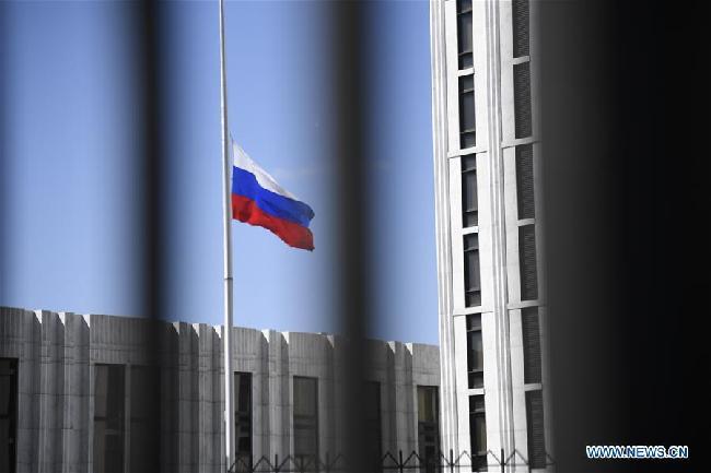 欧美20余国同日宣布驱逐俄罗斯外交官