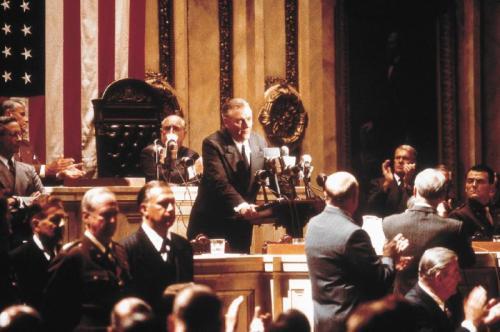 美国总统罗斯福珍珠港演讲稿
