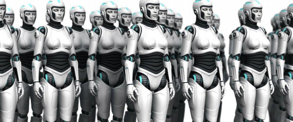 未来你的工作会不会被机器人替代?