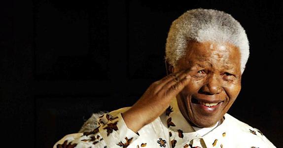 Let Freedom Reign 让自由战胜一切 Nelson Mandela 尼尔逊·曼德拉