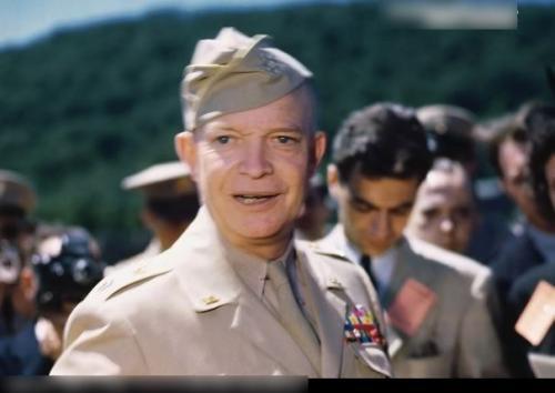 A Lasting Peace Is in Sight 持久的和平指日可待 Dwight David Eisenhower 德怀特·艾森豪威尔