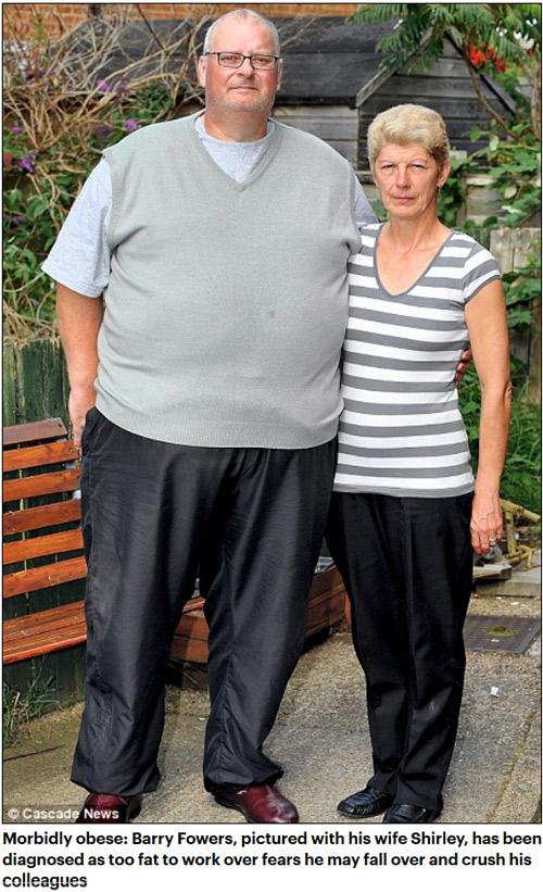 牛津热词:混合体重的夫妻
