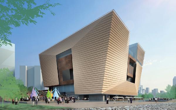 香港故宫文化博物馆正式动土 计划2022年竣工