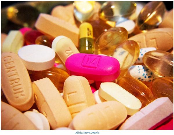 研究发现:维生素片大多没啥用 吃错还会致病