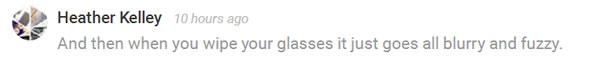 有些闹心事儿,只有戴眼镜的人才能懂……