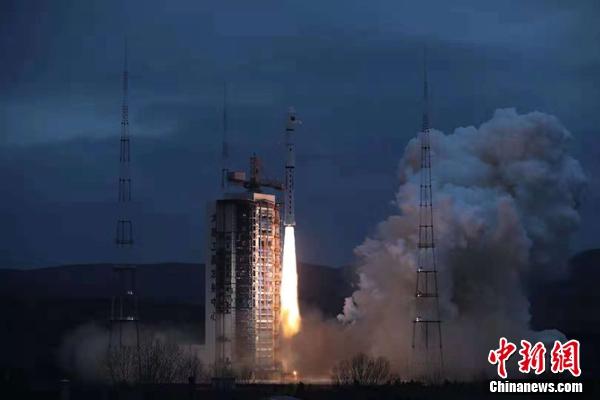 我国成功发射海洋二号B卫星 助力新时代海洋强国建设