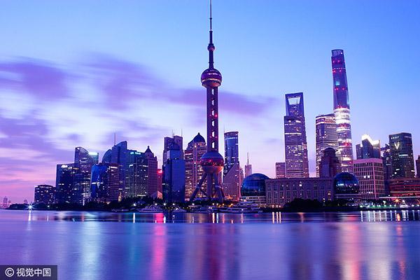 """全球科学家""""理想之城""""调查:上海成最受向往的中国工作城市"""