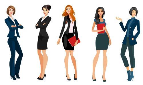 开放性办公室,女性更时髦!