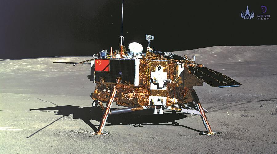 嫦娥五号2019年底发射 2020年前后首探火星