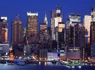 实战口语情景对话:New York, New York 纽约州纽约市
