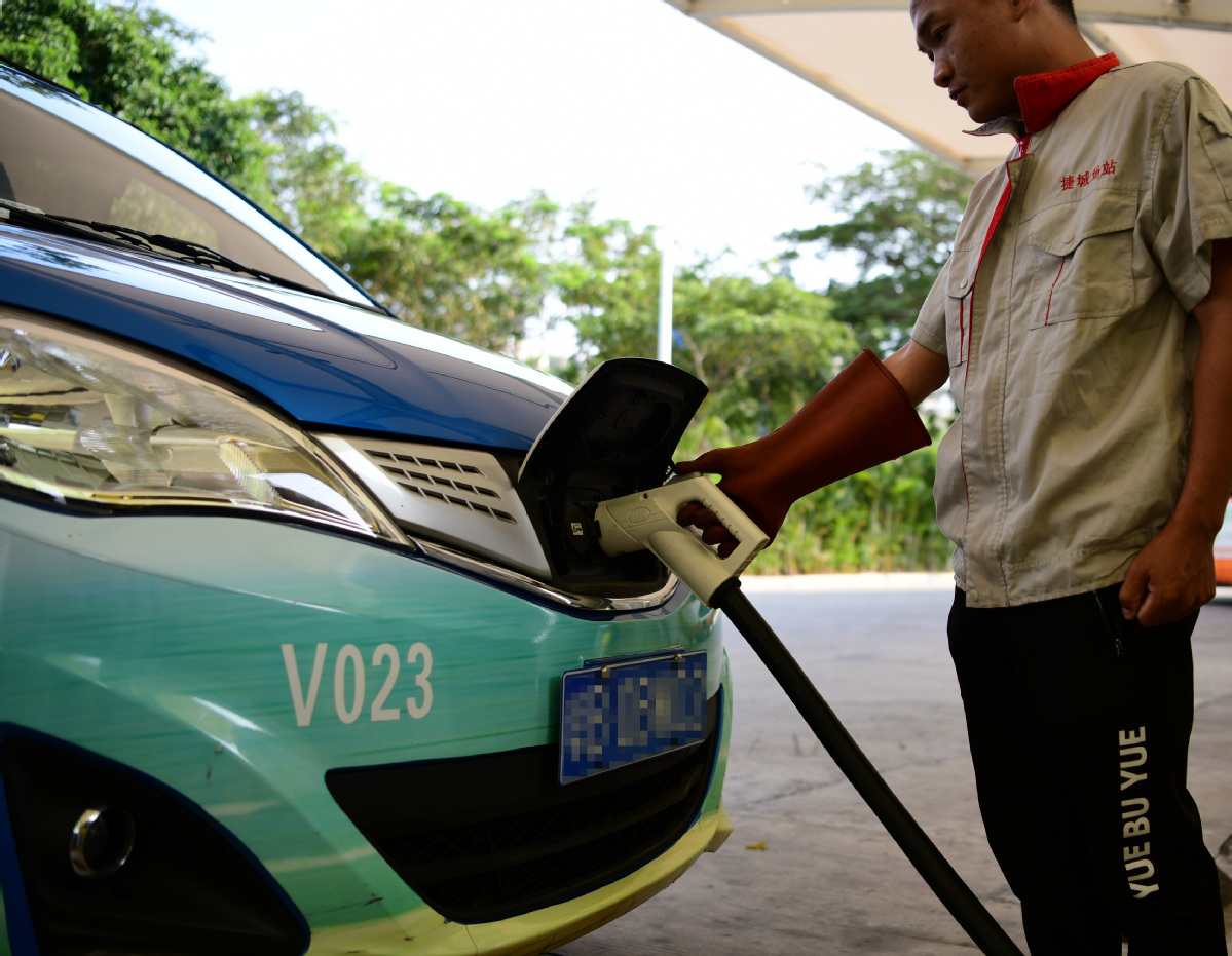 海南2030年将全域禁售燃油车
