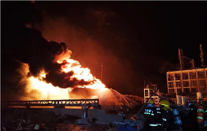 江苏盐城爆炸事故已致47人遇难 习近平作出重要指示