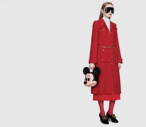 Gucci和迪士尼的合作款,价格外貌都惊悚