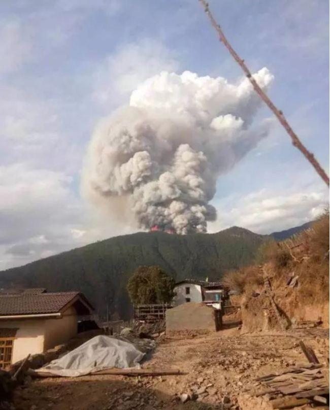四川凉山森林火灾 30名扑火人员牺牲