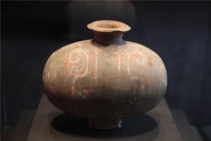意大利返还文物艺术品亮相中国国家博物馆